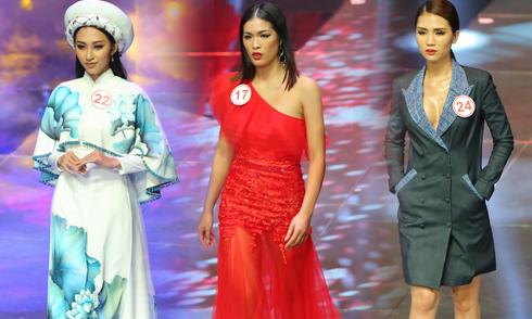 Siêu mẫu Việt Nam tôn vinh vẻ đẹp của lụa