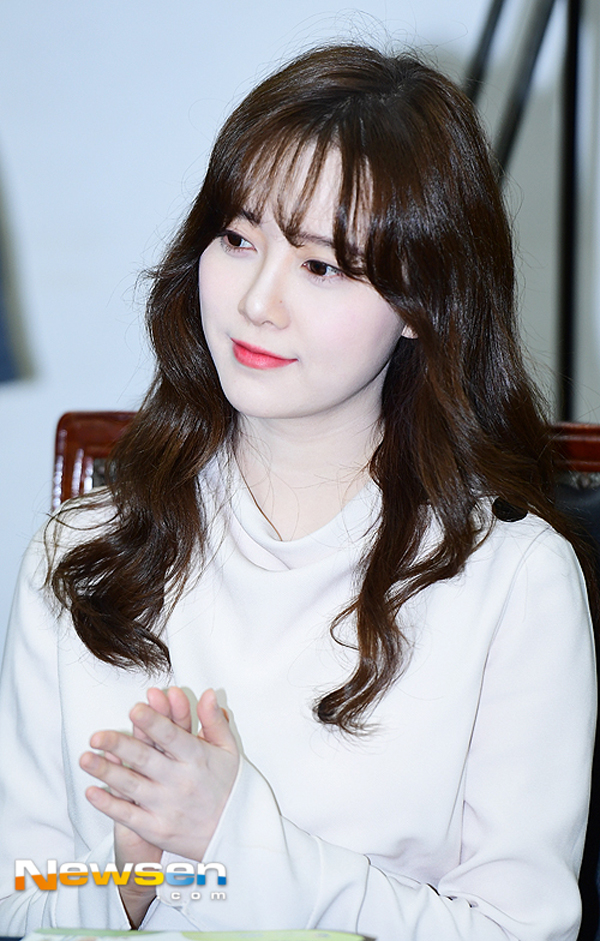 Nữ thần mặt mộc Goo Hye Sun tiết lộ bí quyết chăm sóc da - ảnh 1