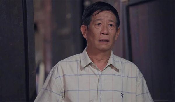 Nghệ sĩ Nguyễn Hậu trong phim Gạo nếp gạo tẻ.