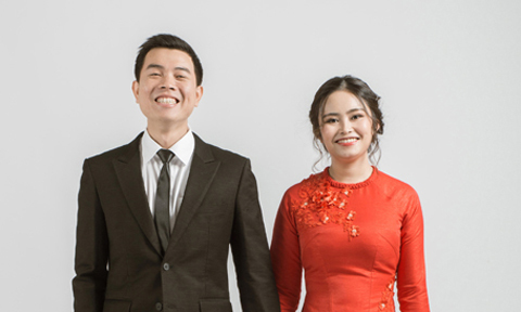 NTK Quyên Nguyễn tư vấn áo dài cho cô dâu dáng tròn, đầy đặn