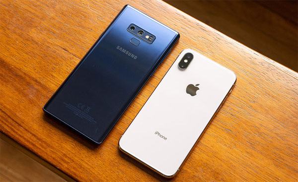 Những lý do nên mua Galaxy Note 9 thay vì chờ iPhone mới