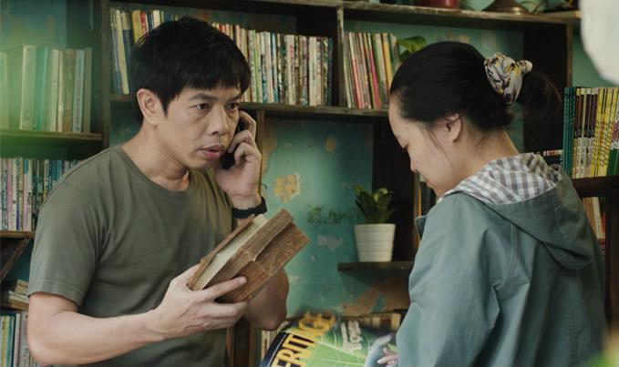 Chàng vợ của em trở thành phim ăn khách thứ 8 của điện ảnh Việt. Ảnh: Facebook