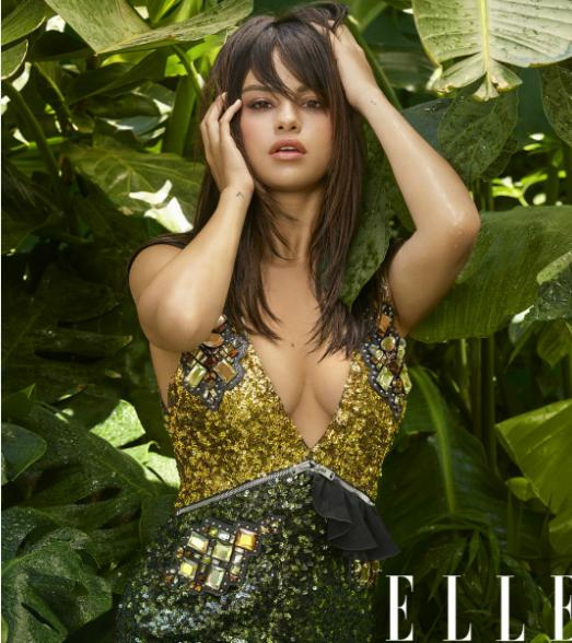 Hồi đầu tháng Selena Gomez xuất hiện quyến rũ trên trang bìa tạp chí ELLE, cô chia sẻ cuộc sống của mình tươi mới hơn sau khi chia tay và không hề bận tâm đến chuyệnJustin Bieber đính hôn.