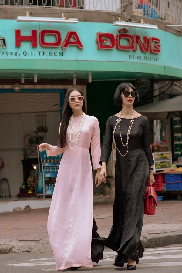 Xuân Lan cùng nàng thơ xứ Huế hóa thiếu nữ Sài Gòn xưa - ảnh 6