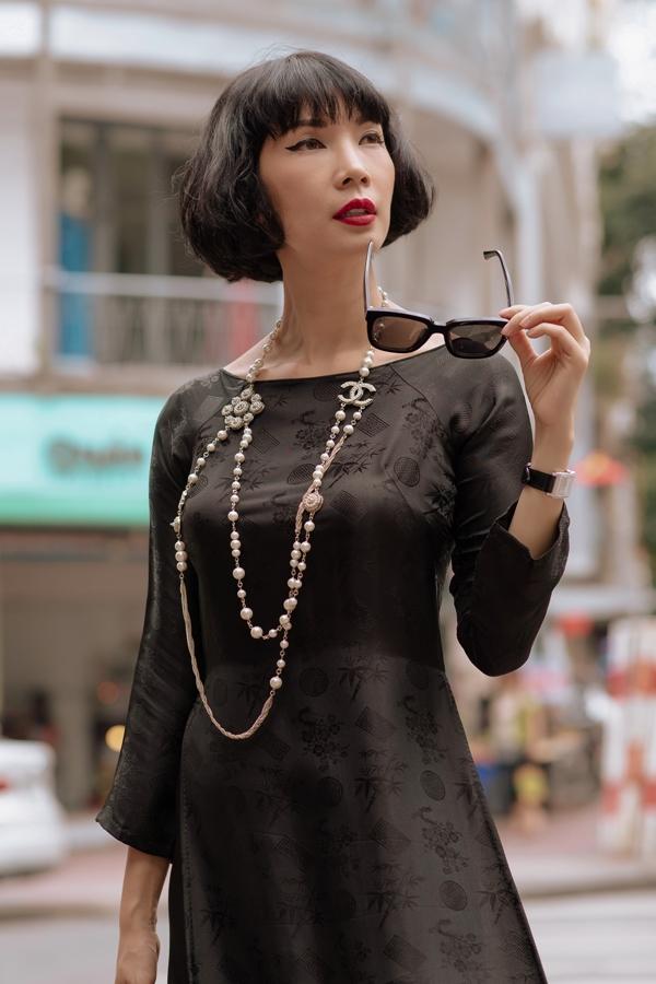Xuân Lan cùng nàng thơ xứ Huế hóa thiếu nữ Sài Gòn xưa - ảnh 7