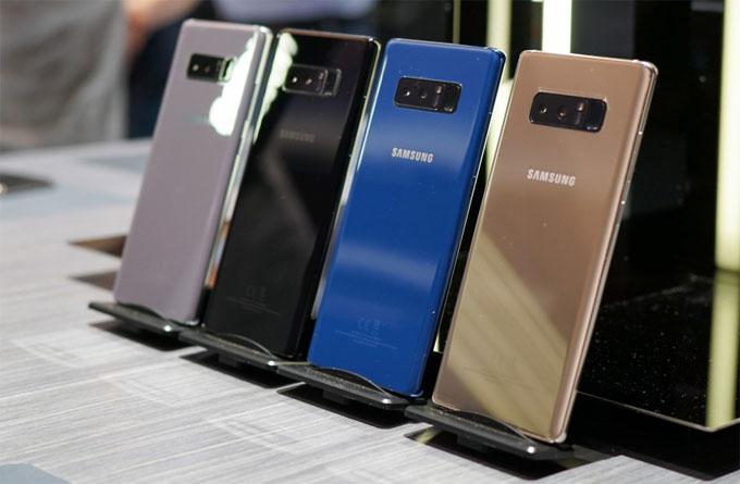Những tính năng của ba iPhone mới đi theo Galaxy Note 9 - 1