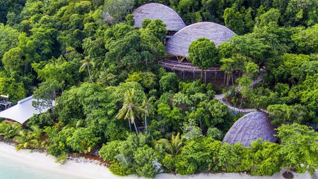 10 hòn đảo nghỉ dưỡng riêng tư đẹp nhất châu Á - Thái Bình Dương - ảnh 1
