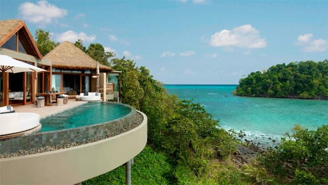 10 hòn đảo nghỉ dưỡng riêng tư đẹp nhất châu Á - Thái Bình Dương - ảnh 2