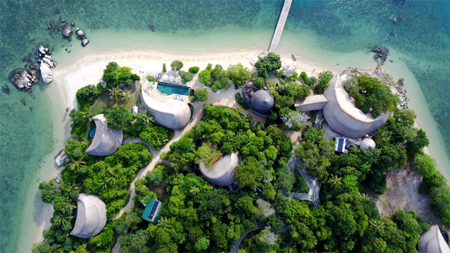 10 hòn đảo nghỉ dưỡng riêng tư đẹp nhất châu Á - Thái Bình Dương - ảnh 5