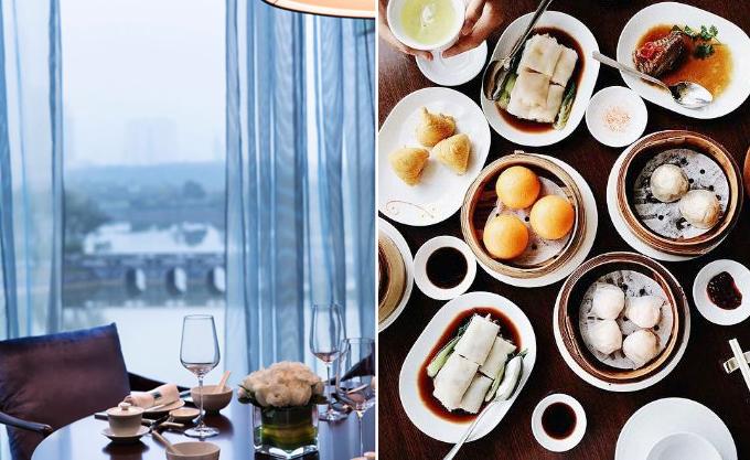 Địa chỉ cuối tuần: Ba nhà hàng Trung Hoa sang chảnh cho dịp Trung thu ở Hà Nội - ảnh 2
