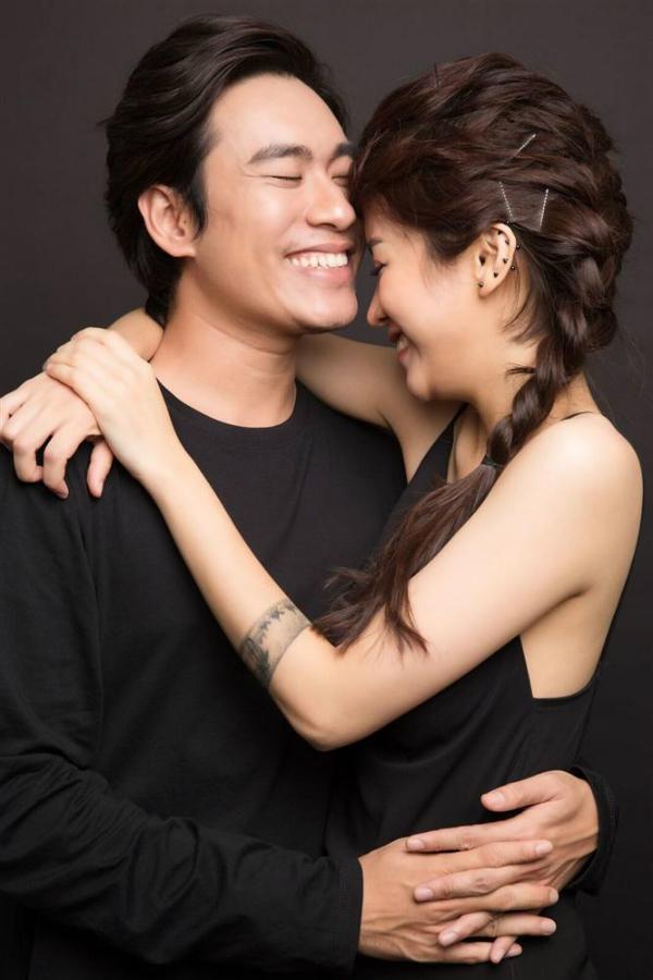 4 cặp đôi phim giả tình thật của showbiz Việt - 1