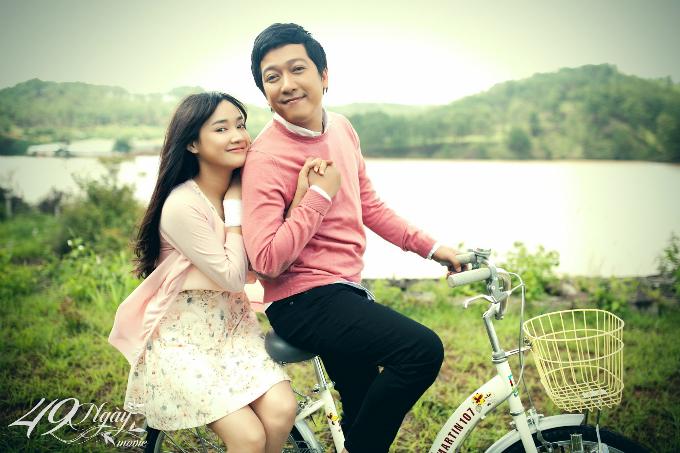 4 cặp đôi phim giả tình thật của showbiz Việt - 2