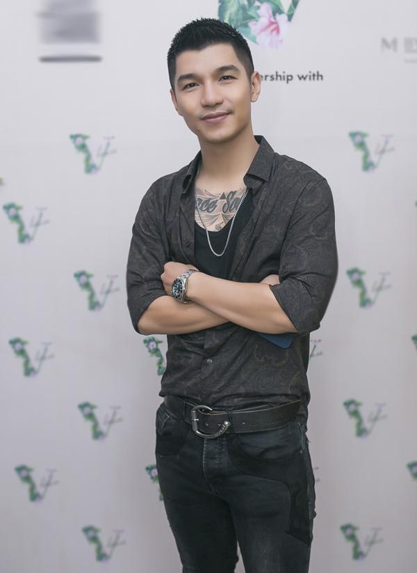 Ca sĩ Cường Seven vừa hoàn thành vai diễn ấn tượng trong phim Người bất tử của Victor Vũ.