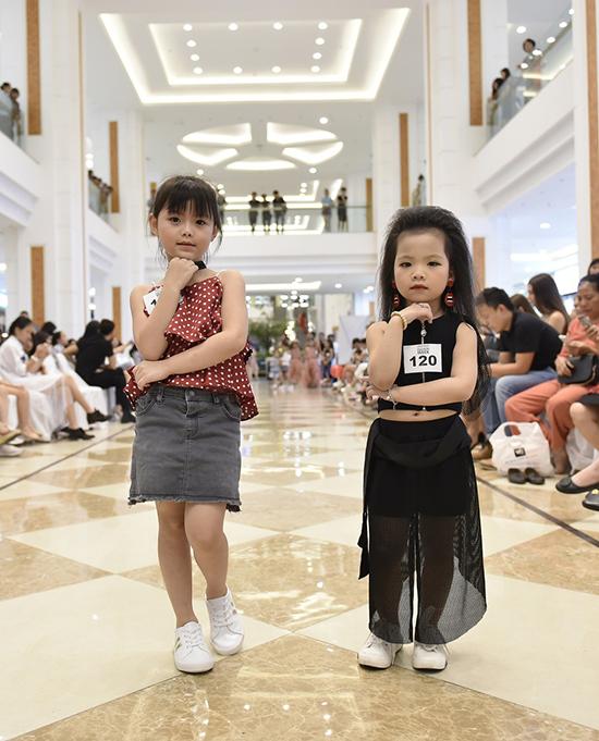 Võ Hoàng Yến ăn mặc thanh lịch đi casting người mẫu - ảnh 8