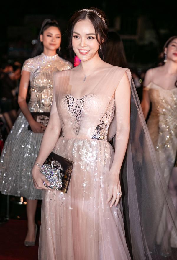 Diễn viên Dương Cẩm Lynh.