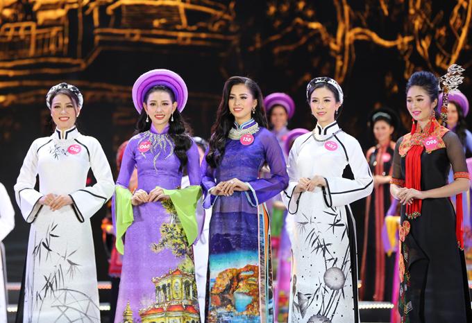 Nữ sinh 18 tuổi Trần Tiểu Vy đăng quang Hoa hậu Việt Nam 2018 - ảnh 9