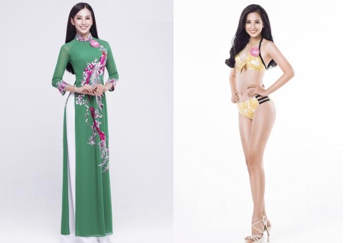Hành trình đến vương miện Hoa hậu Việt Nam 2018 của Trần Tiểu Vy - ảnh 2