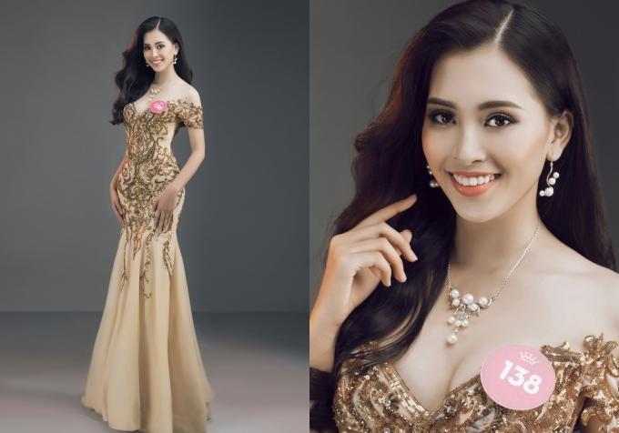 Hành trình đến vương miện Hoa hậu Việt Nam 2018 của Trần Tiểu Vy - ảnh 8