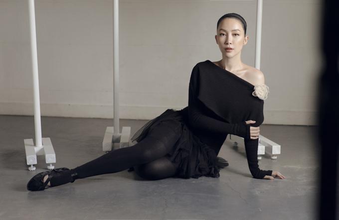 Linh Nga thổi hồn cho bộ sưu tập mới của Lâm Gia Khang - 5