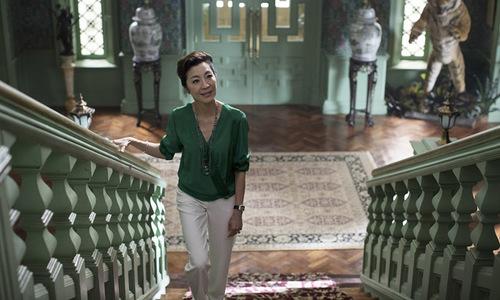 Bí mật sau vẻ hào nhoáng của phim 'Con nhà siêu giàu châu Á'
