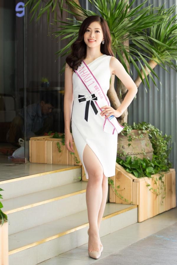 Bùi Phương Nga là Á hậu 1 Hoa hậu Việt Nam 2018. Người đẹp 20 tuổi, đến từ Hà Nội và là sinh viên Đại học Kinh tế Quốc dân. Cô có ước mơtrở thành giảng viên sau khi tốt nghiệp.