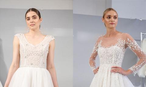 6 kiểu tay áo cưới phổ biến mà cô dâu nên biết cách chọn đúng