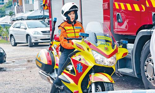 TVB tận dụng phim khánh đài lăng xê Hoa hậu, Á hậu