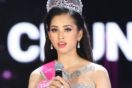 BTC đánh giá cao nỗ lực của Trần Tiểu Vy dù điểm thi tốt nghiệp thấp