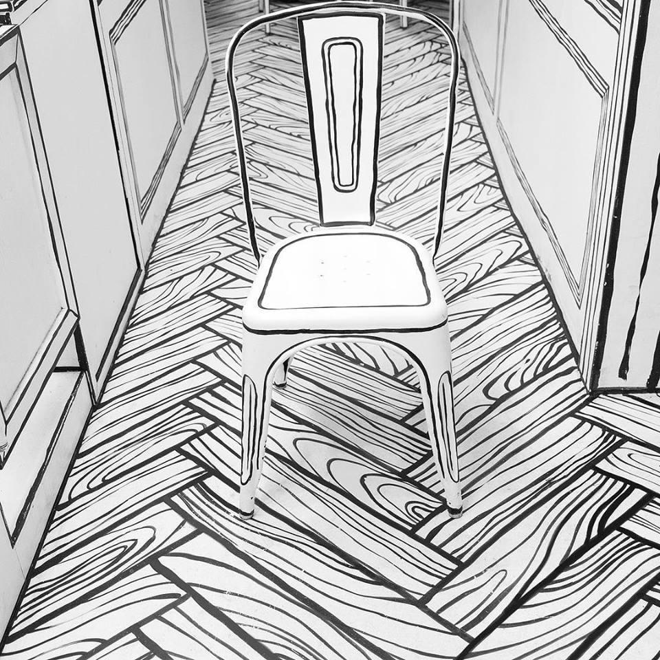 Lạc vào thế giới truyện tranh ở tiệm \'Cà phê comic\' Hàn Quốc