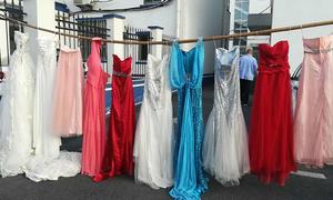 Người đàn ông ăn trộm 73 chiếc váy cưới để có cảm giác được tái hôn
