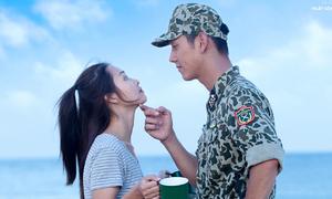 Hé lộ tạo hình chính thức của diễn viên 'Hậu duệ mặt trời' bản Việt