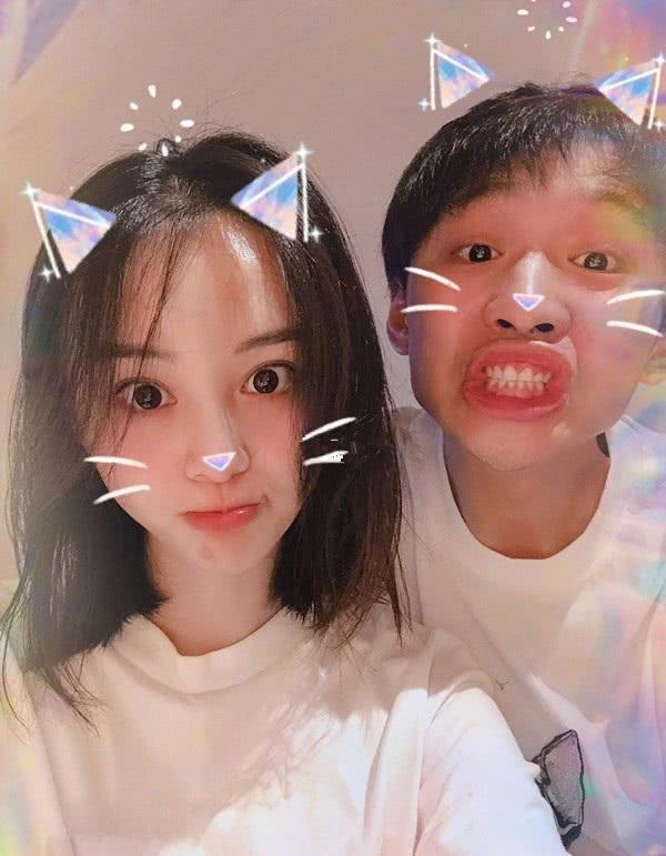 Trịnh Sảng và bạn trai Trương Hằng bên nhau.
