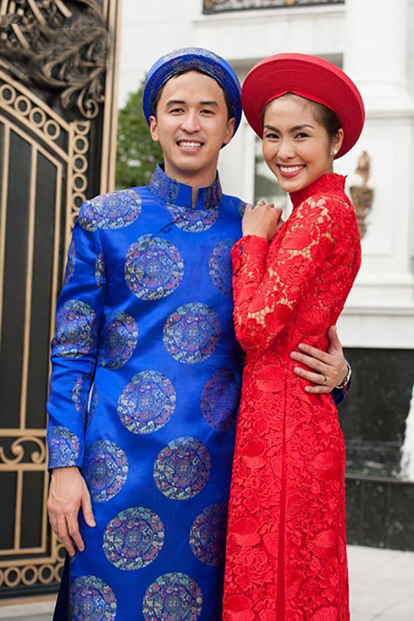 Phong cách trang điểm ngày cưới của sao Việt thay đổi qua các năm
