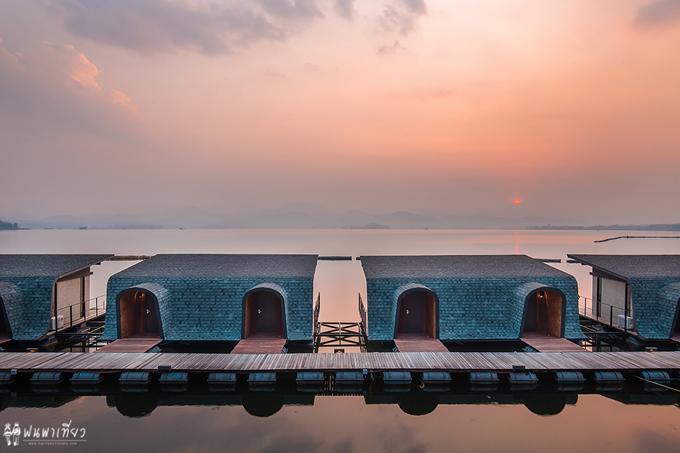 Resort nổi trên mặt nước sang xịn ở Thái Lan - 10