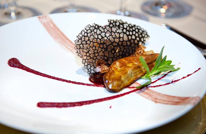 Địa chỉ cuối tuần: Ba không gian ẩm thực bên bờ sông Hồng - ảnh 6
