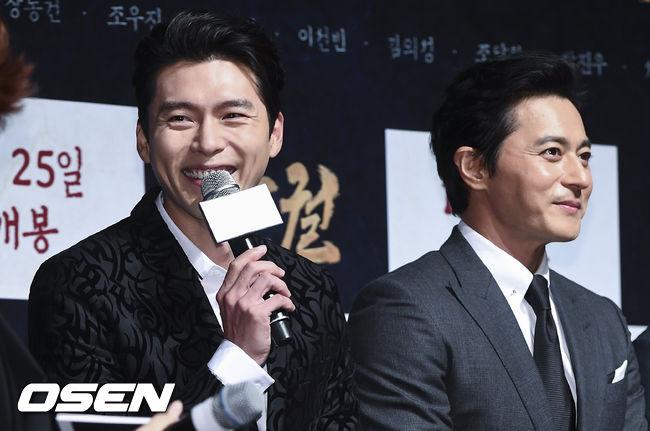 Jang Dong Gun đọ sắc mỹ nam với đàn em Hyun Bin - 5