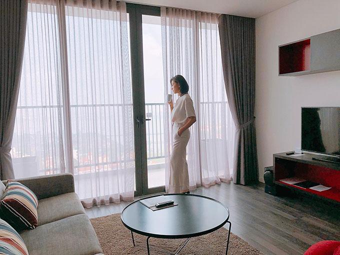 Chọn phong cách nghỉ dưỡng sang chảnh như sao Việt - 7