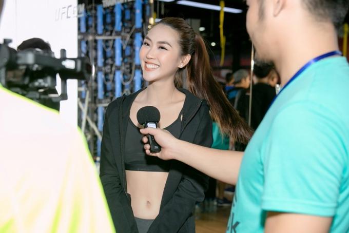 Tường Linh từng đăng quang Hoa khôi Phú Yên, Hoa hậu Sắc đẹp Châu Á và lọt top 17 Hoa hậu Liên Lục Địa 2017. Cô cũng giành ngôi vị Á quân The Face 2017.