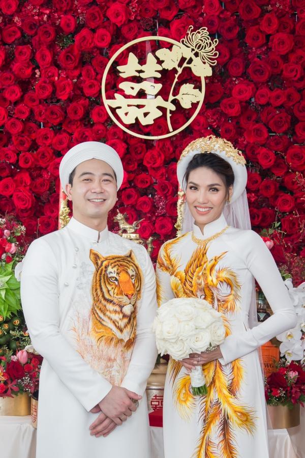 Lan Khuê chụp ảnh cưới với ông xã Tuấn John ở châu Âu - 6