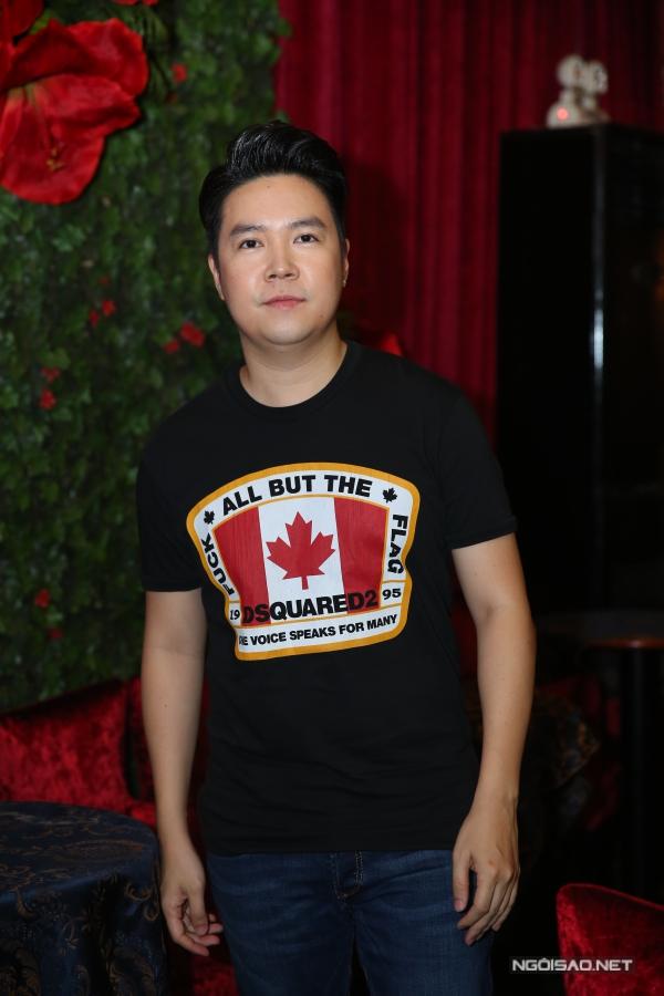 Ca sĩ Lê Hiếu gắn bó thân thiết trong sự nghiệp ca hát và cuộc sống của Quốc Thiên suốt nhiều năm qua.