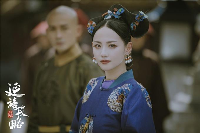 Hàm Hương của Như Ý truyện thua xa trong Hoàn Châu cách cách - ảnh 3