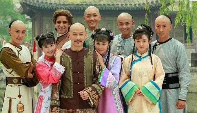 Dàn diễn viên của Tân Hoàn Châu cách cách