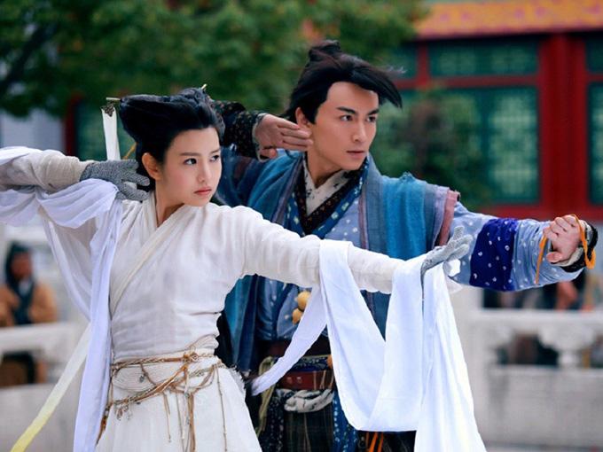 Trần Nghiên Hy và Trần Hiểu vào vai Tiểu Long Nữ và Dương Quá