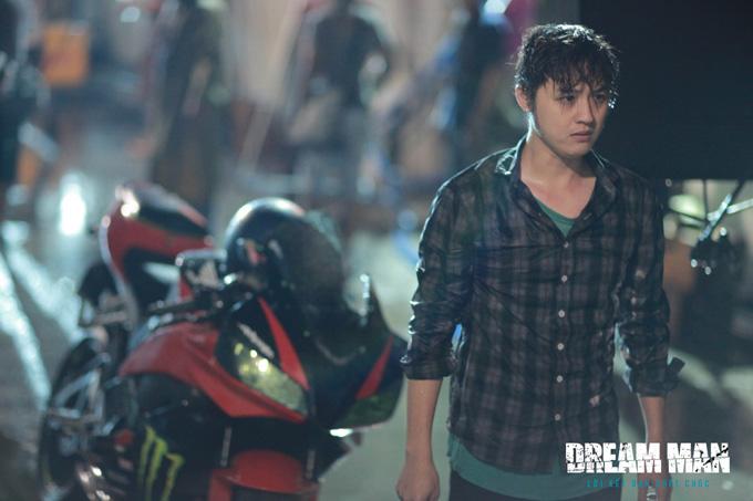 Thanh Duy trong phim Dream Man - Lời kết bạn chết chóc