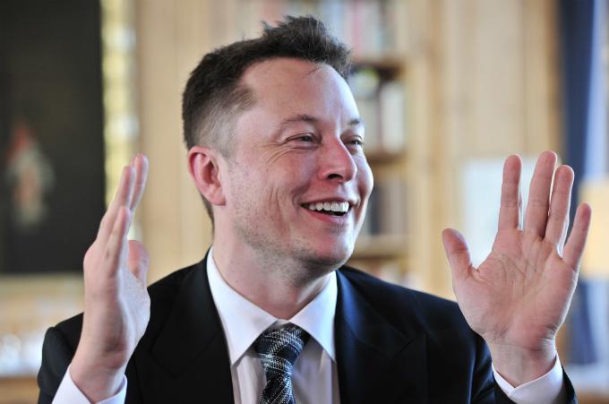 Elon bị buộc thôi chức chủ tịch Tesla hôm 30/9, nhưng vẫn là giám đốc điều hành. Ảnh: TechCrunch.