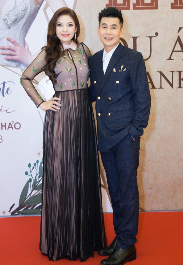 Ca sĩ Đoan Trường là người anh thân thiết với Kim Thanh Thảo.