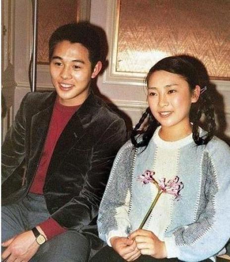 Lý Kiên Kiệt và người vợ đầu Hoàng Thu Yến.