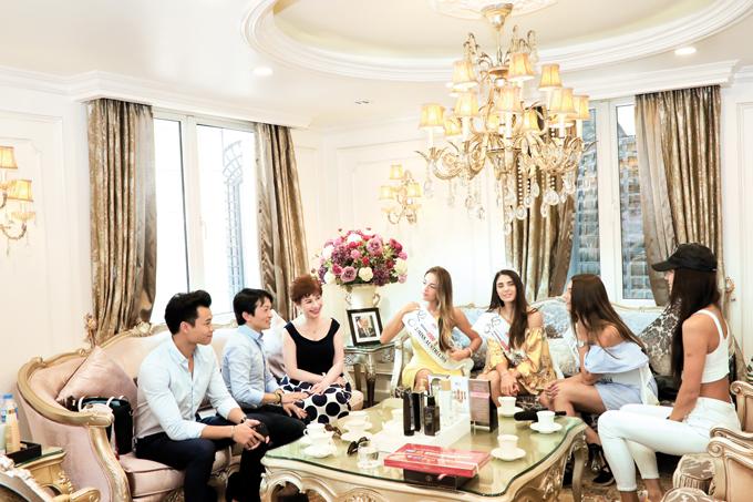 2018 là năm thứ 3 liên tiếp nữ doanh nhân Đặng Thanh Hằng ngồi ghế nóng ban giám khảo và là cố vấn sắc đẹp của Hoa hậu Việt. Trong suốt thời gian diễn ra cuộc thi, Thanh Hằng Beauty Medilà địa chỉ chăm sóc sức khỏe và sắc đẹp của các thí sinh và các thành viên ban tổ chức.