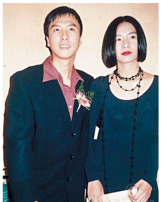 Chân Tử Đan và người vợ cũ - Lương Tịnh Từ.