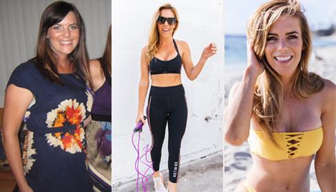 Nữ blogger người Mỹ giảm 20 kg nhờ thay đổi thói quen sống